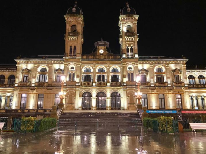 Antiguo Casino de San Sebastián
