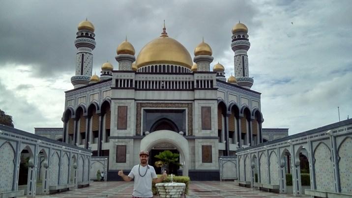 Mezquita Jame´Asr Hassanil Bolkiah - Brunei