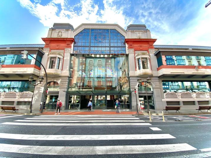 Mercado de la Ribera - que ver y hacer en bilbao