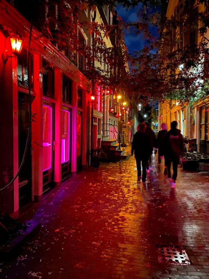 que ver en Amsterdam - Barrio Rojo