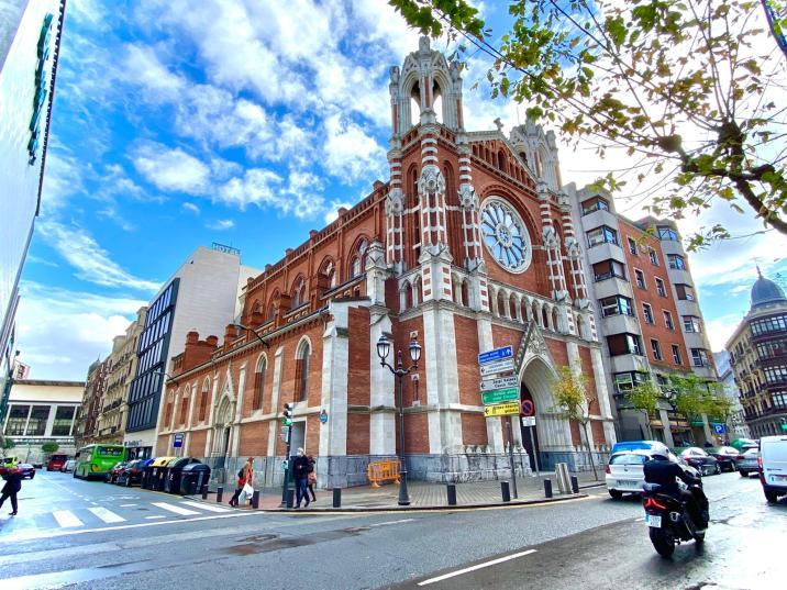 Iglesia del Sagrado Corazón Bilbao