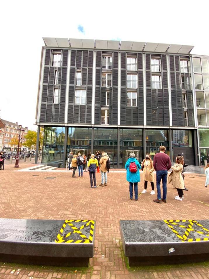 que ver en Amsterdam - Casa Museo Anne Frank
