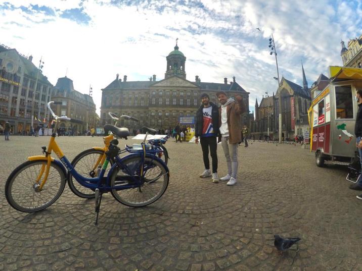 Plaza Dam - que ver en Amsterdam