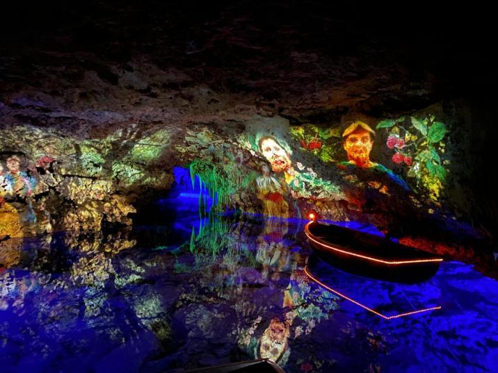 El Mar de Venecia - Cuevas dels Hams