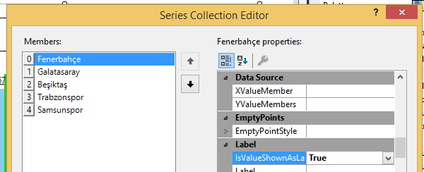 Serias Collection Editor