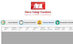 C # Case Tracking Software Access Database Project File Sample Codes