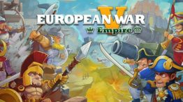 European War 5 Empire v1.3.2 MOD APK – PARA / MADALYA HİLELİ Güncel Hile