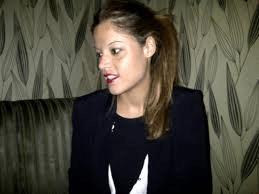 María Zaplana, tan joven y asesora. /Foto: vanitatis.elconfidencial.com.