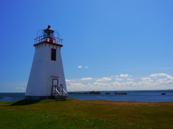 A lighthouse in Dalhousie
