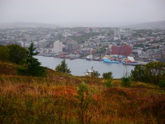 From Signal Hill