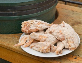 What came first, the chicken or the Big Green Egg?