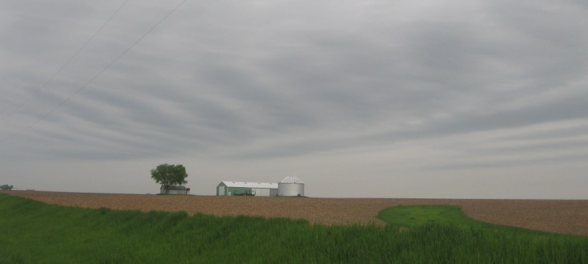 2014 Illinois – Day 3 – Henry to Kewanee: Like a salmon swimming home