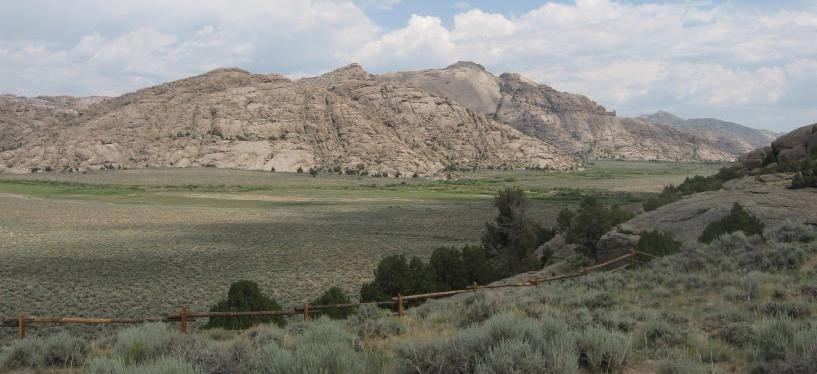 Range Roaming – Wyoming 2013 – Day 81