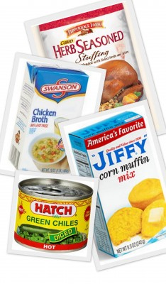 key-ingredients-for-green-chile-cornbread-dressing