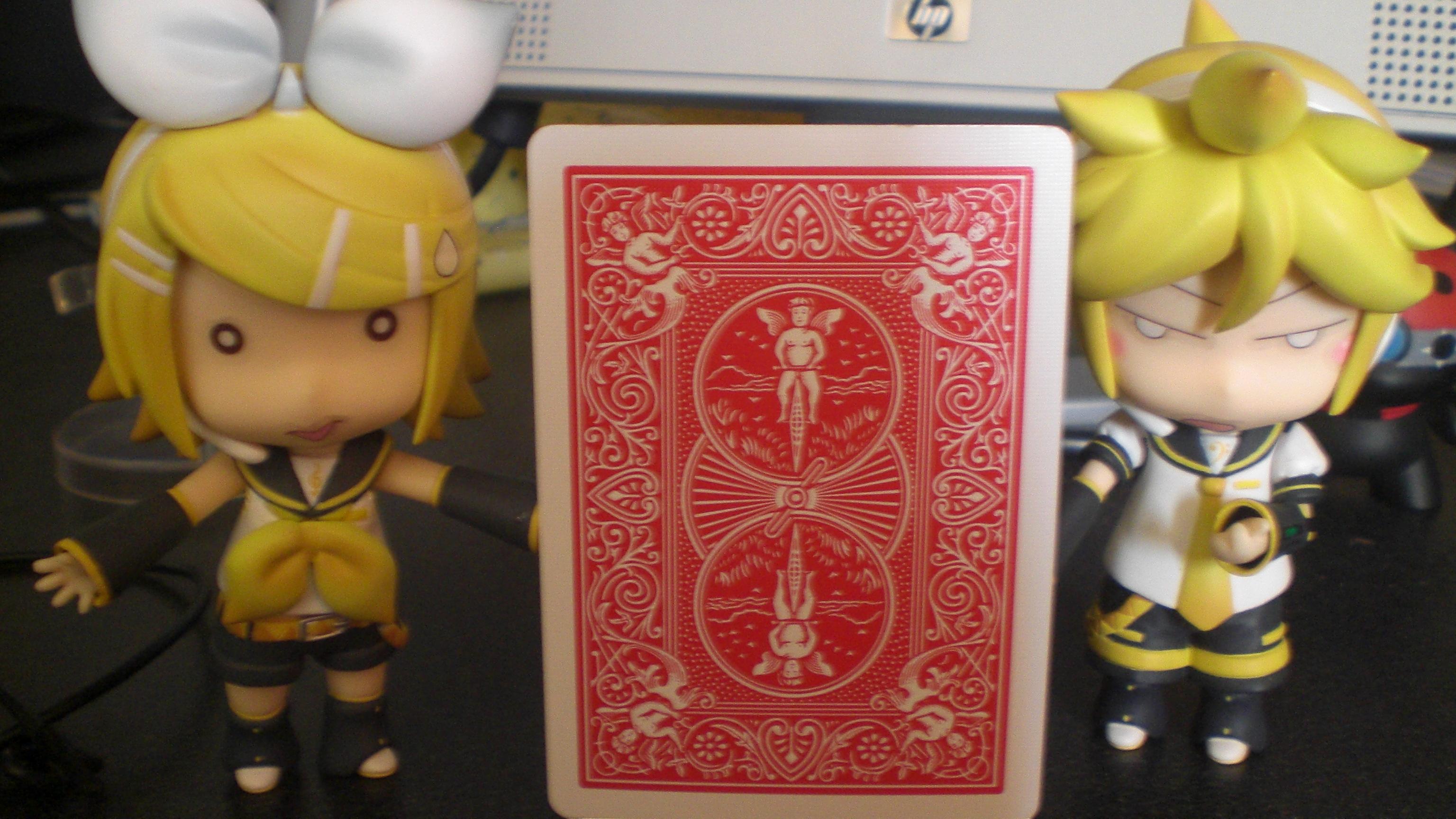 Rin  o   o - - - - - - - - - Len <    <