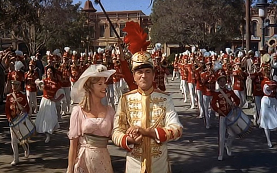 The Music Man 1962 film