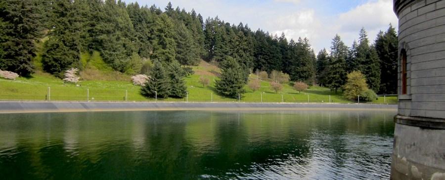 Mount Tabor Park Portland Oregon