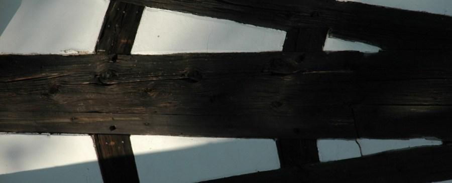 Timber Framing Detail