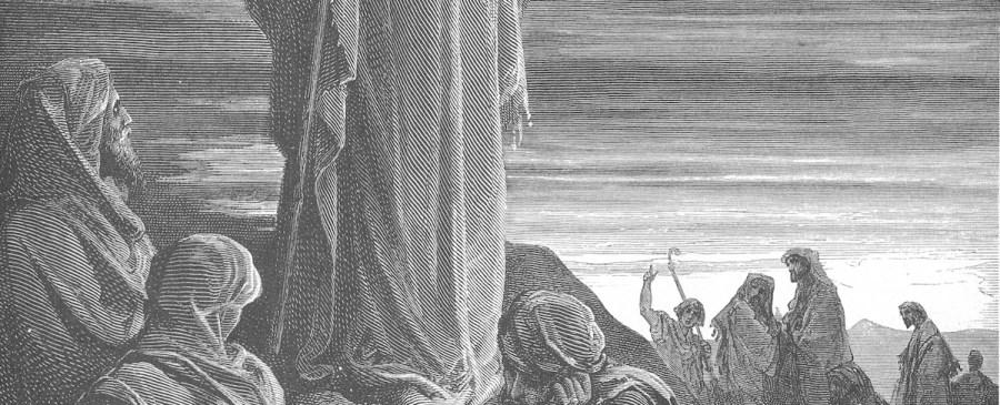 Ezekiel Prophesies