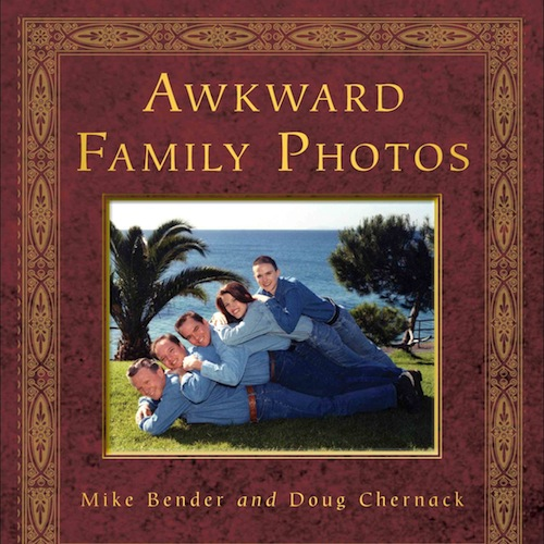 Book Cover of Awkward Family Photos