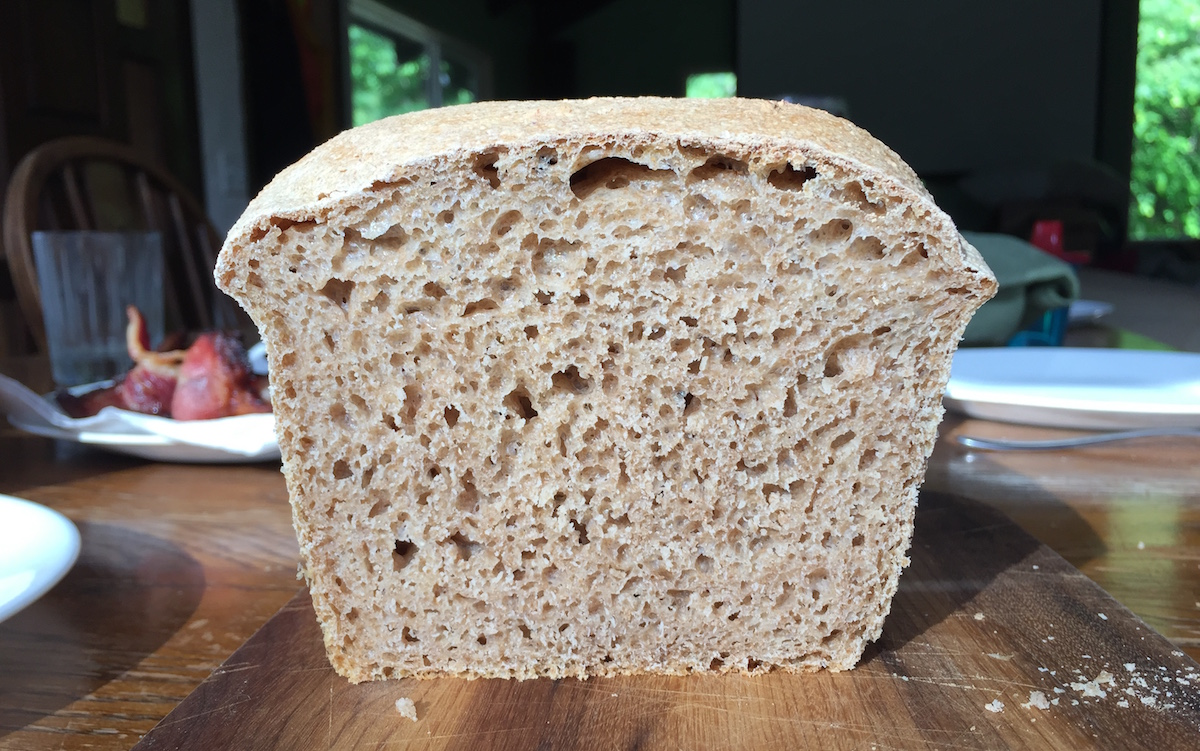 Daily Bread: How to Bake with Sourdough