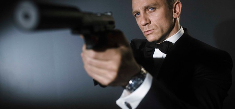 Bond 23 Has An Official Name