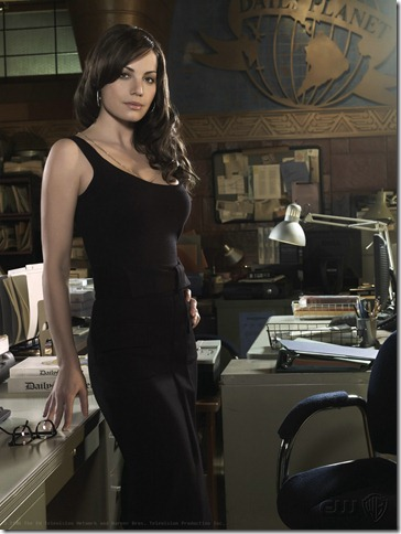 Erica Durance - NOT Lifetime movie hot