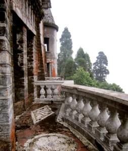 Inside view of hotel Mount Everest Darjeeling