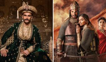 Bajirao Mastani Review : An Epic Saga of Love