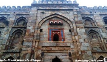 A day in Deer Park and Bagh-I-Alam-Ka-Gumbad
