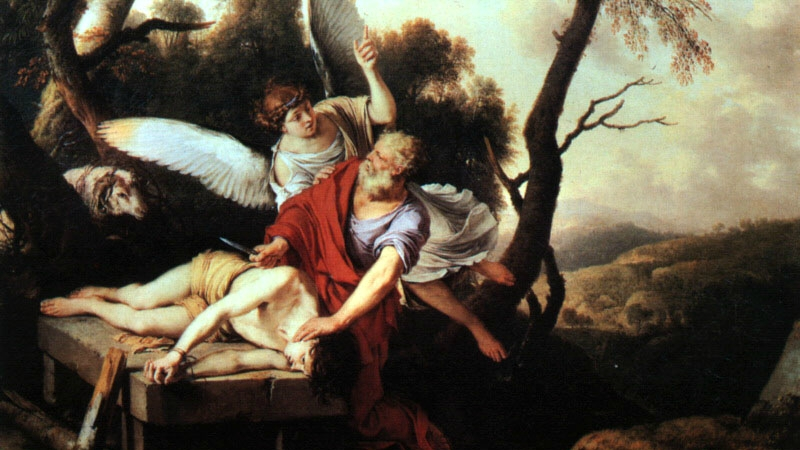 Seeing Christ in Abraham's Offering of Isaac