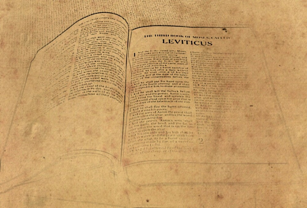 Leviticus is Awesome and You Should Read It For Good Friday