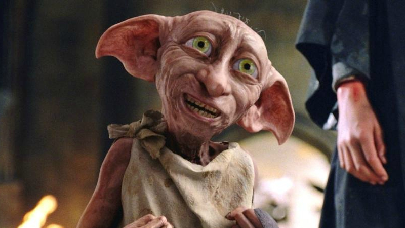 Why Dobby Is My Favorite
