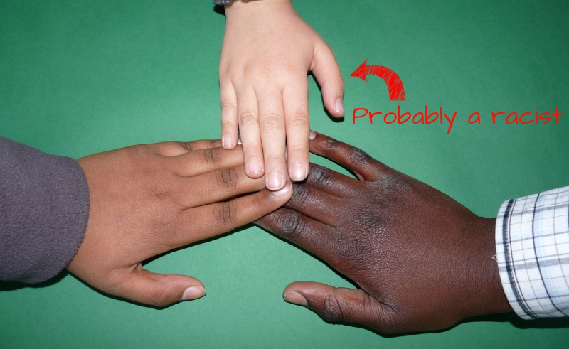 Five Strong Indicators You are Likely Dealing With a Racist