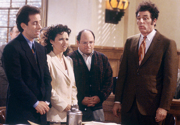 In Defense of the Seinfeld Finale