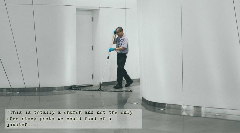Church janitor