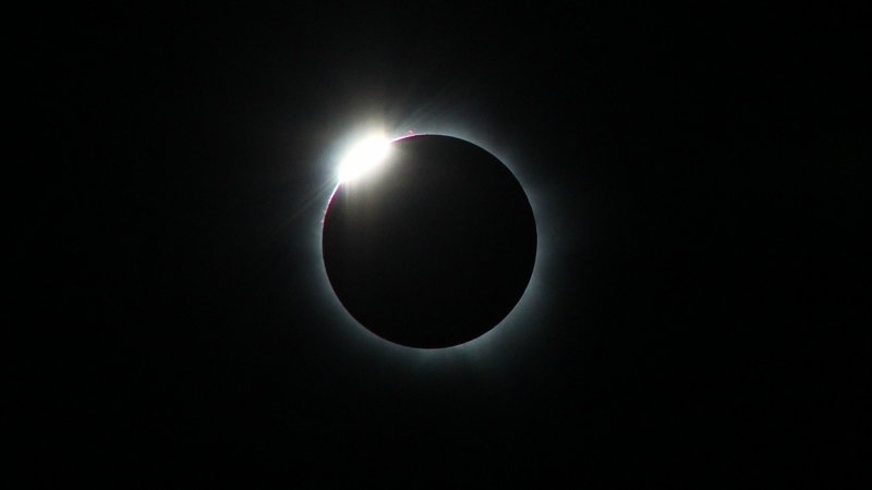 Five Random (and Mostly Mad) Musings on the Solar Eclipse of 2017