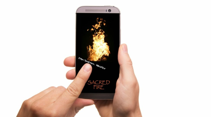 Sacred Fire App