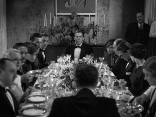 The Thin Man dinner scene