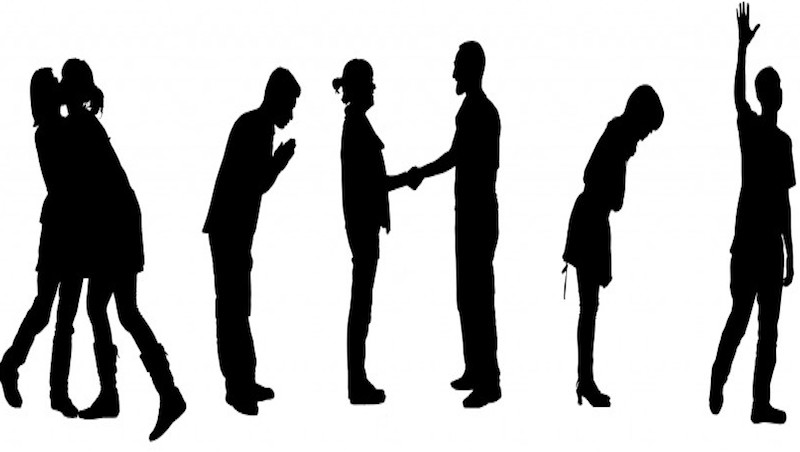 A Theology of Greeting People