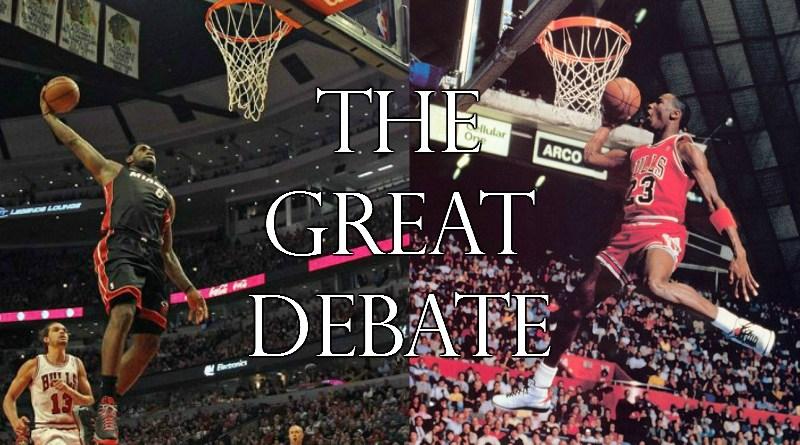 Jordan vs. LeBron