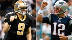 """Brees or Brady?A Gonzo Take On the Classic """"Stats v. Rings"""" Debate"""