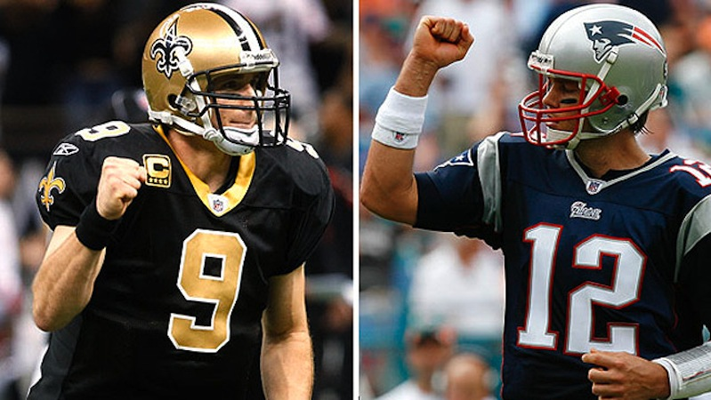 "Brees or Brady? A Gonzo Take On the Classic ""Stats v. Rings"" Debate"