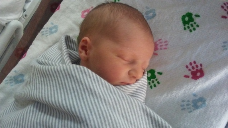 Why We Named Our Son Liam Erasmus
