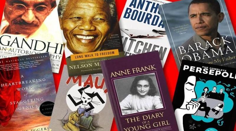 Biographies and Books