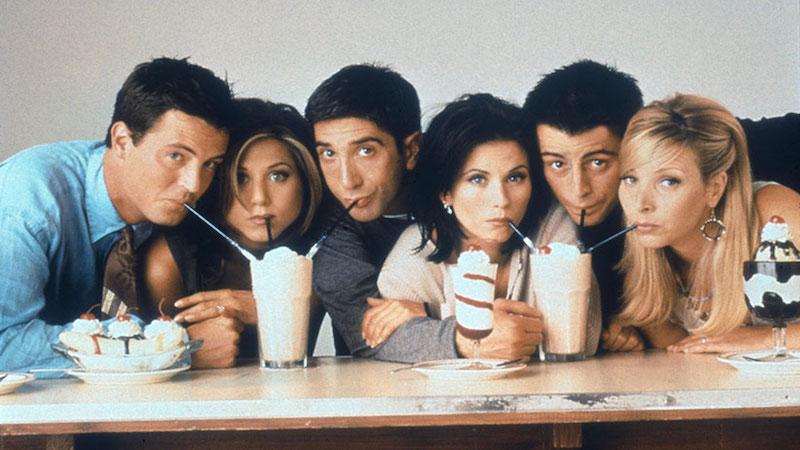 A Seinfeld Fan Gives Friends Its Due