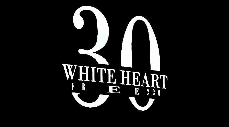 WhiteHeart Freedom Anniversary Logo