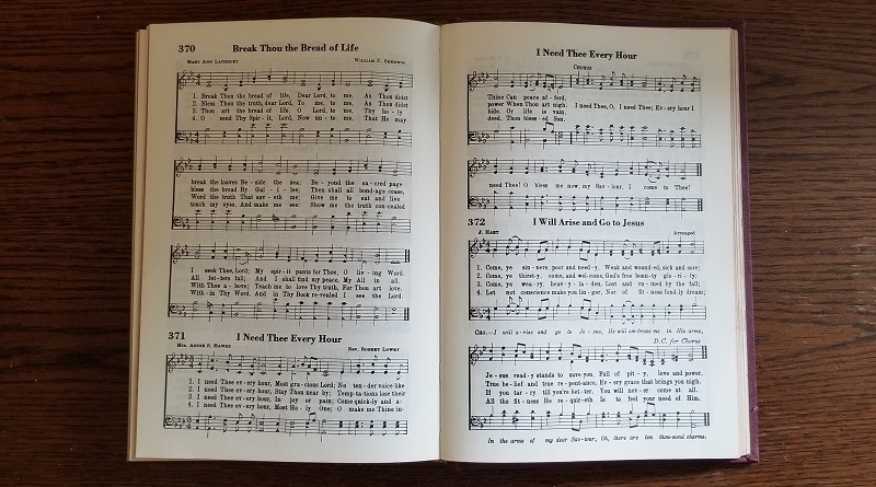 I Will Arise and Go to Jesus - Free Will Baptist Hymn Book