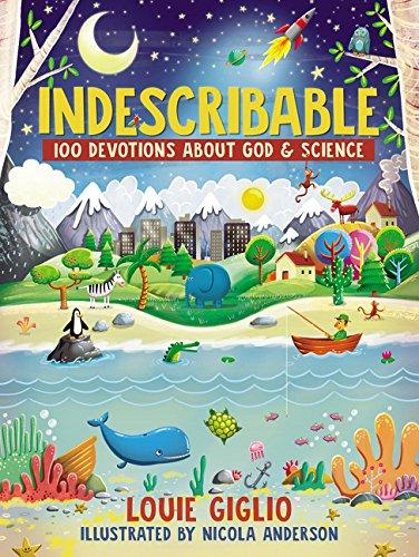Children's Devotions Recommendations - Indescribable