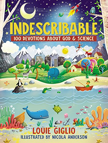 Children's Devotions Recommendations - Indescribable